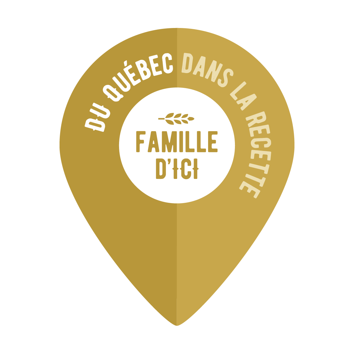 Famille d'ici