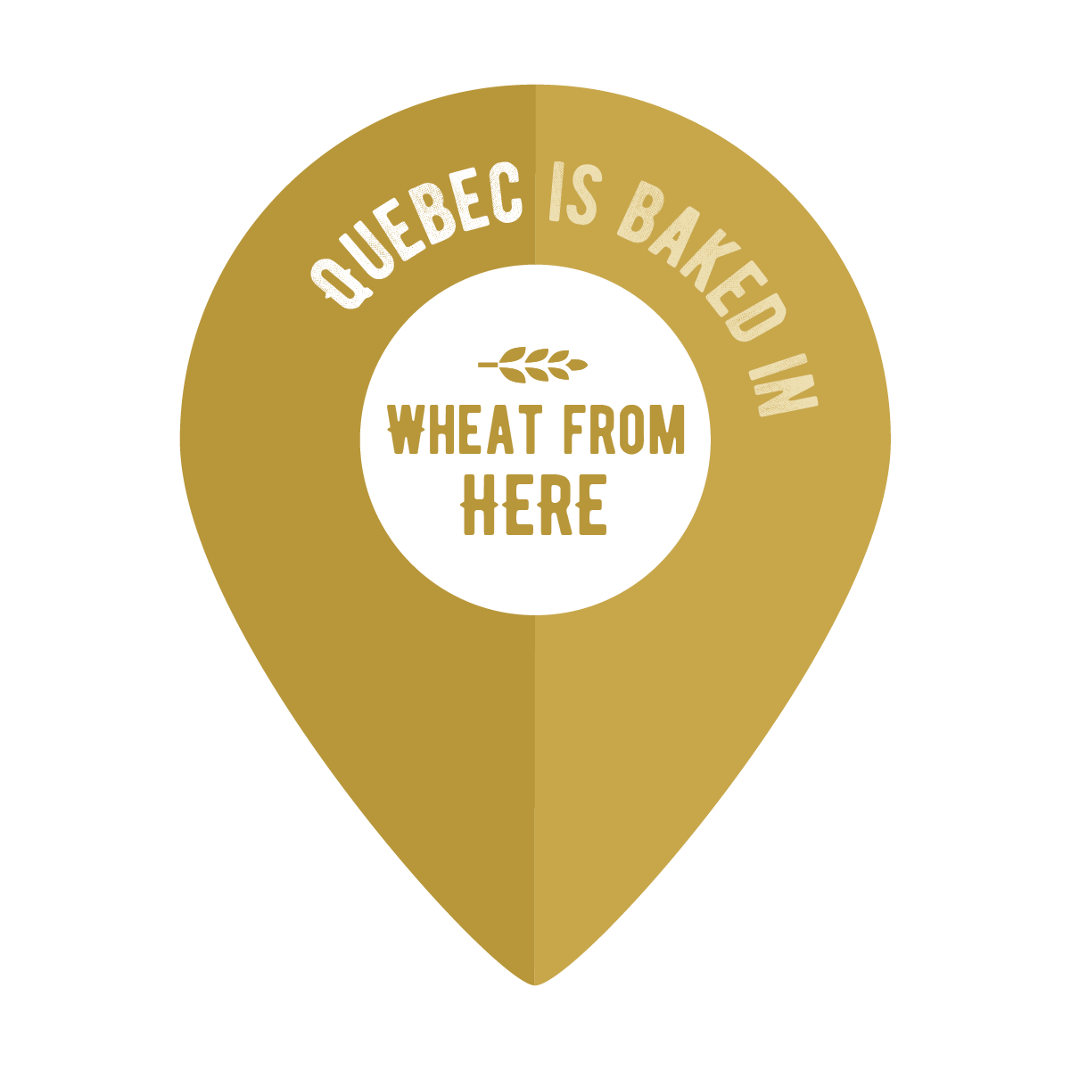 Wheat from here